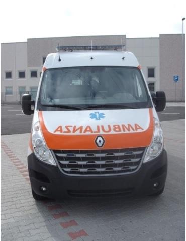 Ambulanza Orion