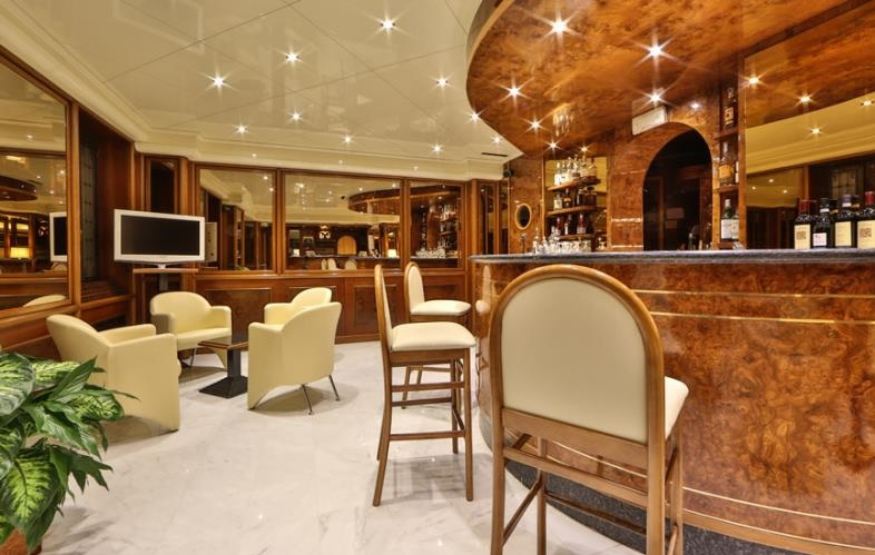 Hotel M. Verdi Bar