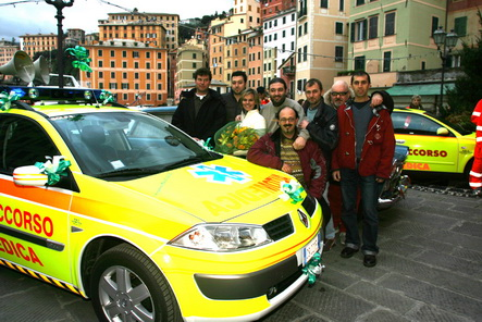 02 Ambulanza Verde 2004 Camogli 2
