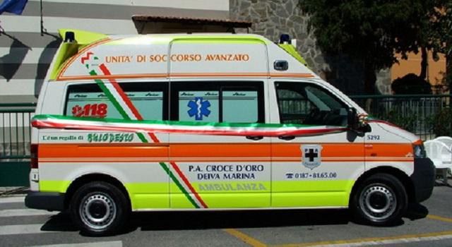 06 Ambulanza Verde 2006 Deiva Marina 1 DEF