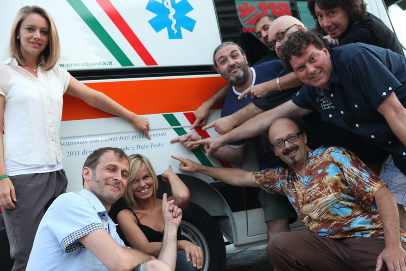 11 Ambulanza Verde 2012 Genova 4