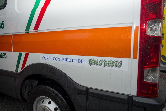 14 Ambulanza Verde 2014 Genova 1