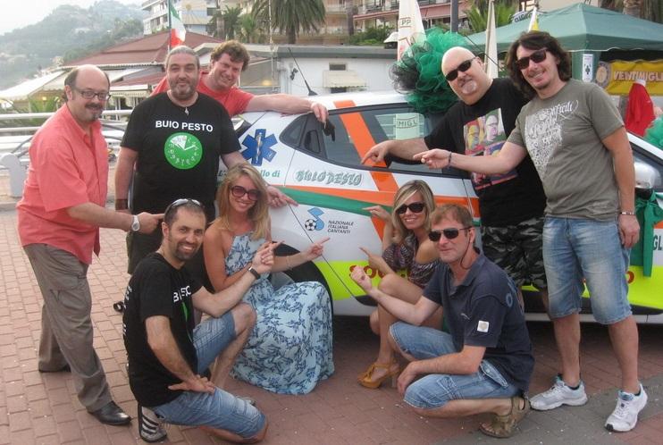 17 Ambulanza Verde 2014 Ventimiglia 2 DEF