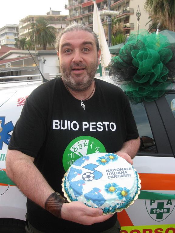 18 Ambulanza Verde 2014 Ventimiglia 3