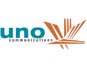 Logo UNO Communications HP