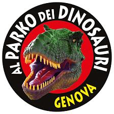 Logo Al Parko dei Dinosauri - sito
