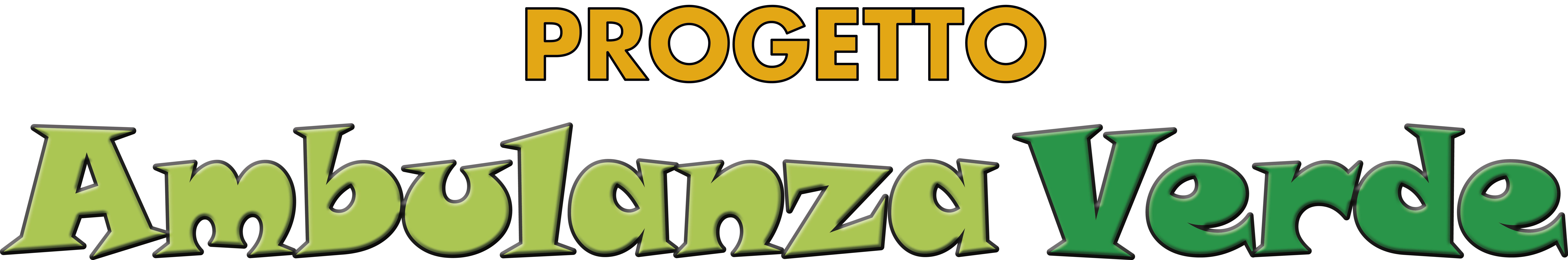 Logo Ambulanza Verde Progetto